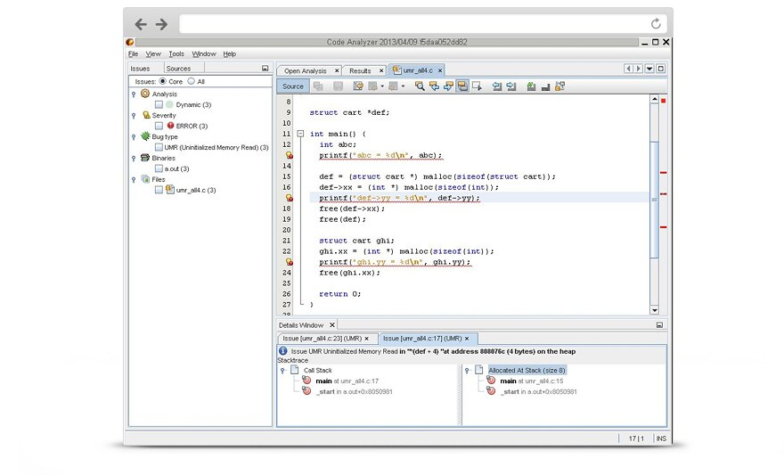 Oracle Solaris Studio screenshot 3