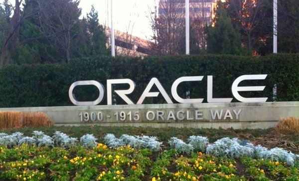 Oracle Reston VA Facility