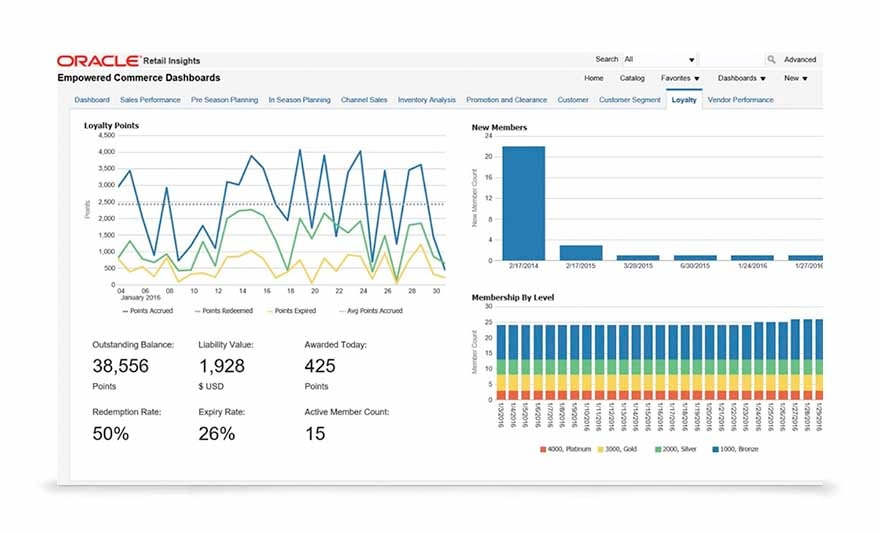 Retail Insights Cloud Service Suite 2