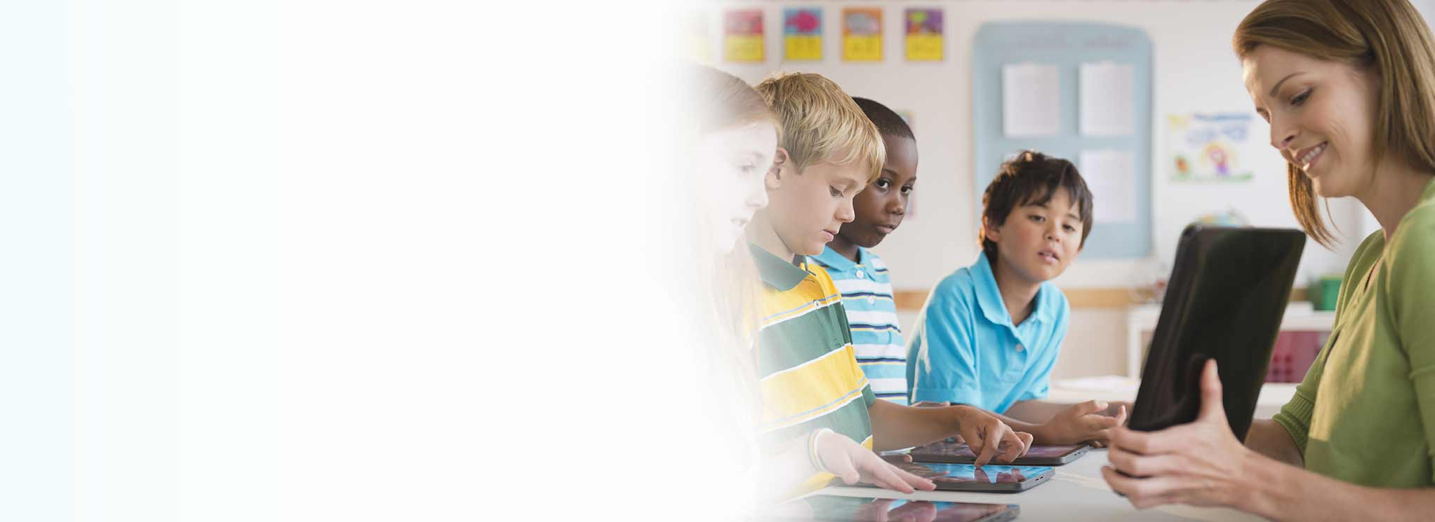 Oracle Primary and Secondary Education Solutions