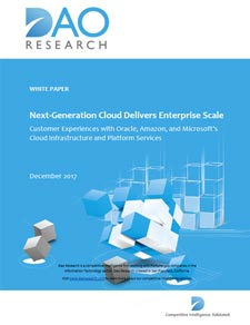 Next Generation Cloud