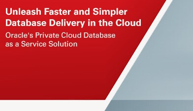 Brief: Unleash Faster and Simpler Database Service Delivery in the Cloud