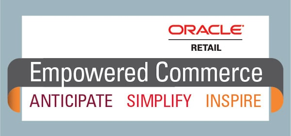 Webinar: Empowered Commerce: Oracle Retail 16 Webinar
