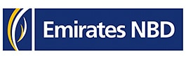 Logotipo da Emirates NBD