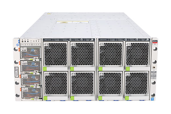 Oracle Server X5-8 front view