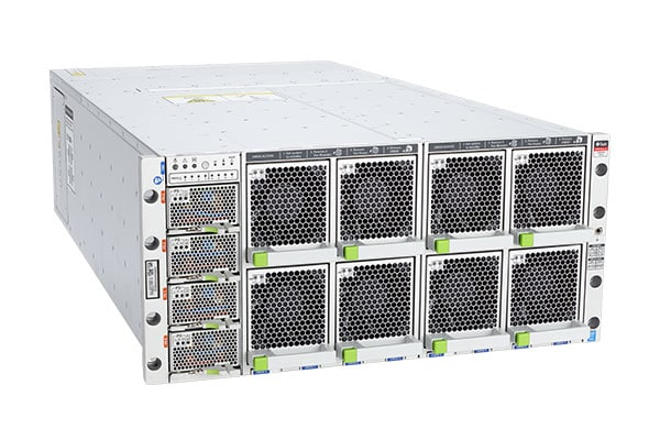 Oracle Server X5-8 right side view