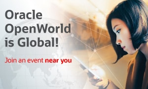 Oracle OpenWorld Global