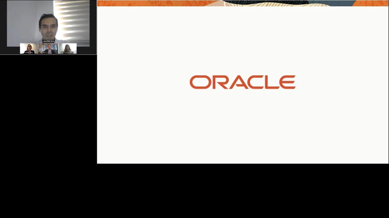 Oracle Webinar: Unisabana alcanza sus objetivos estratégicos con la tecnología de Oracle