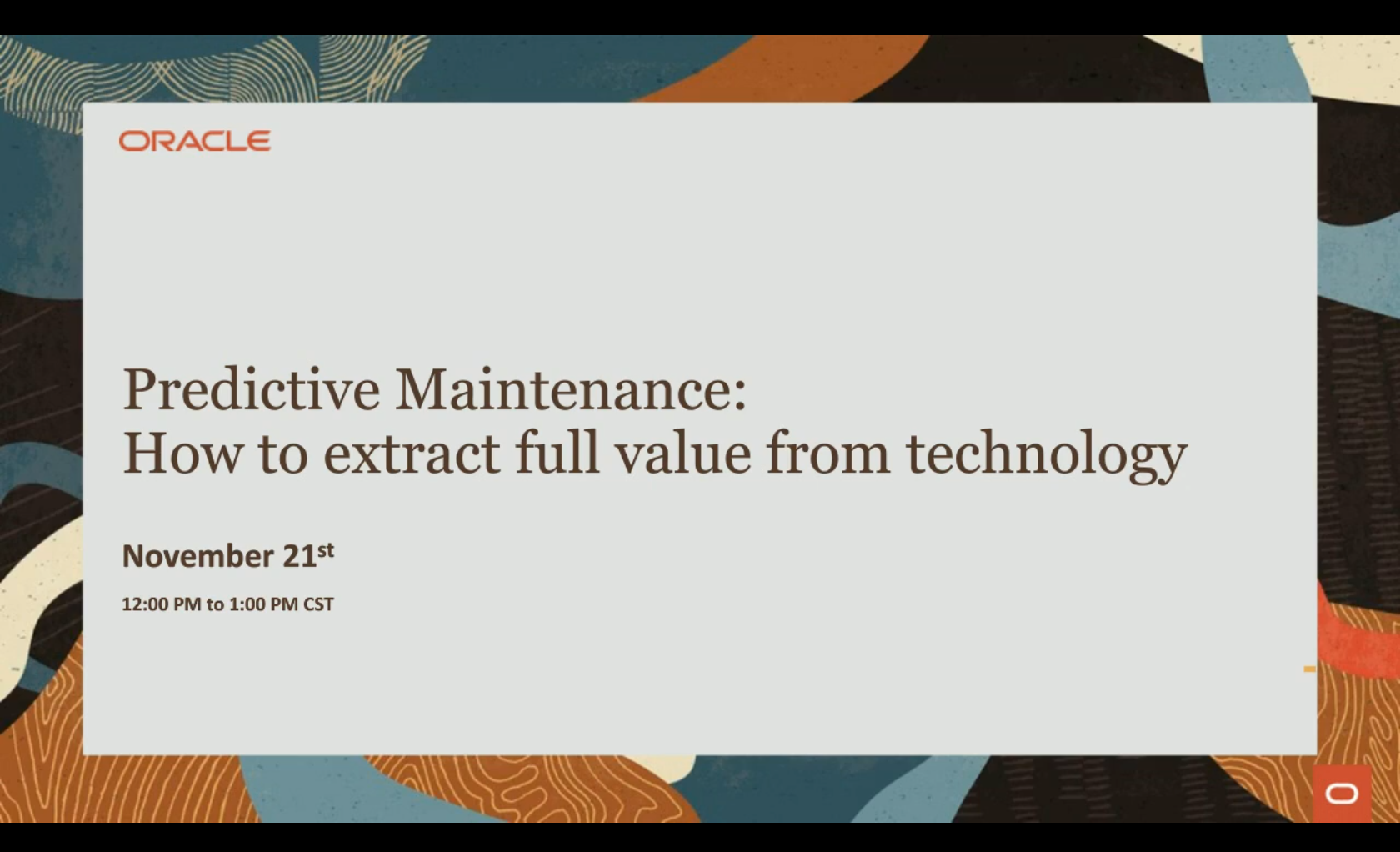 Predictive Maintenance: How to Extract Full Value from Technology