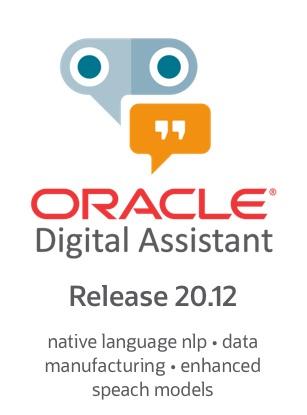 Digital Assistant Release 20.12