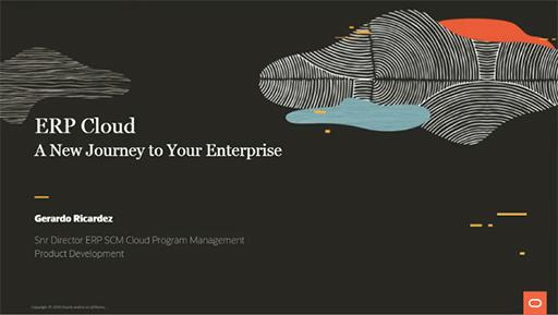 Oracle Webinar: El papel de la innovación en la transformación de tu negocio