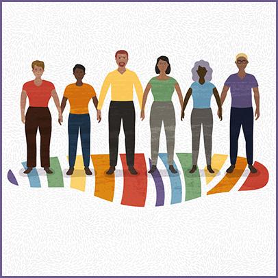 LGBTQ rights   - image