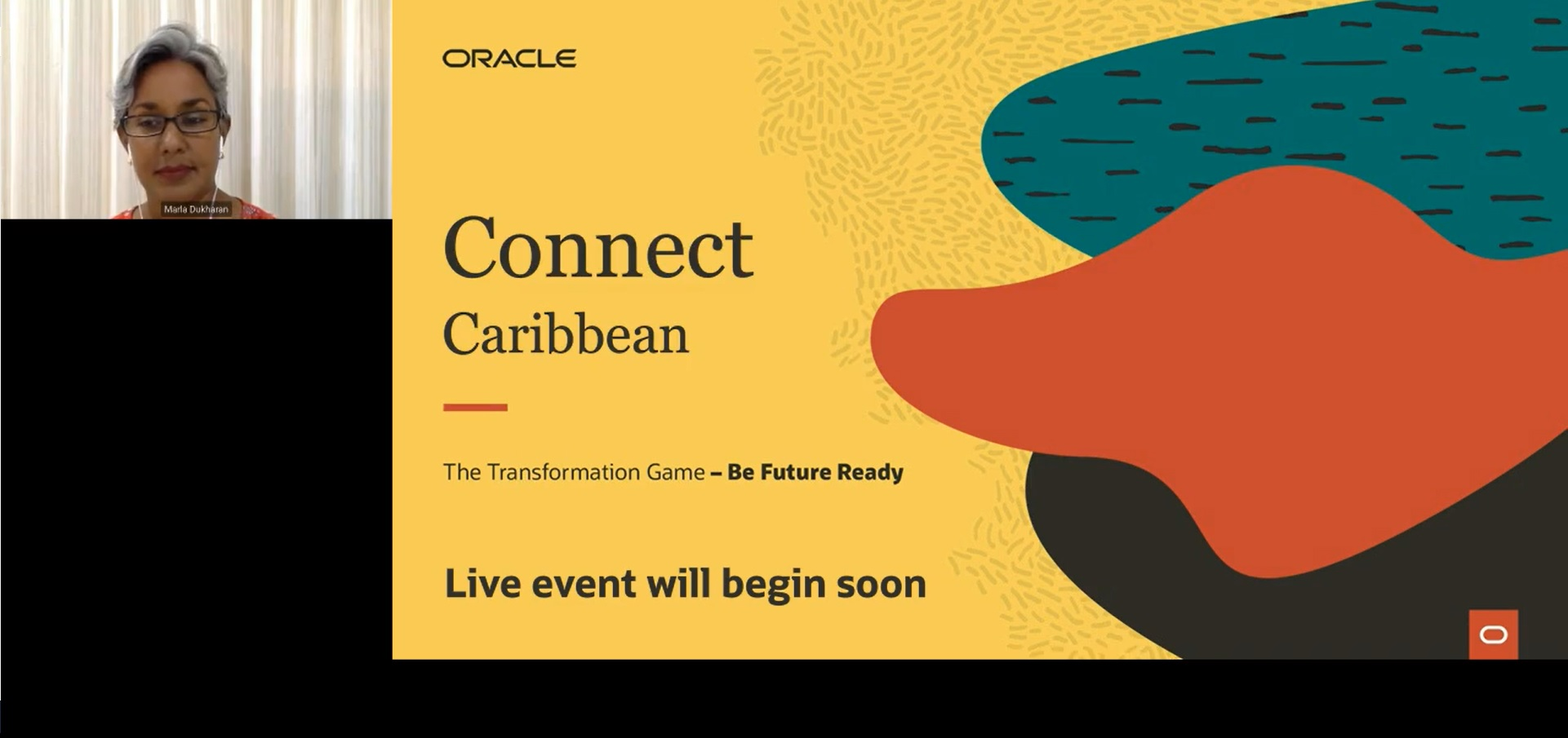 Oracle Connect-Caribbean