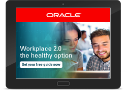 Workplace 2.0 – the healthy option