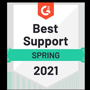 Winter 2021 Best Support