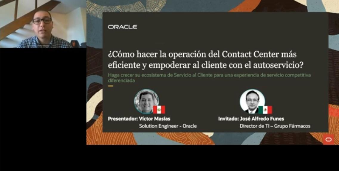Oracle Webinar