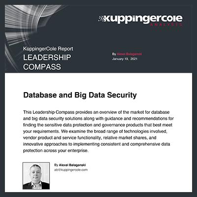 Database security - image