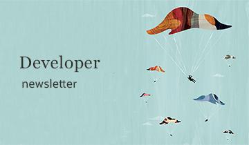 Developer newsletter