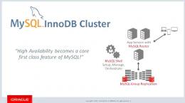 MySQL Enterprise Monitor and InnoDB Cluster