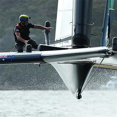 Speed sailing - image