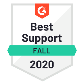 Fall 2020 Best Support
