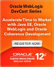 Oracle WebLogic DevCast Series