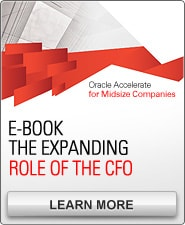 Oracle E-Book - The Expanding Role of the CFO