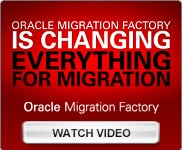 Video: Oracle Migration Factory is changing everything for migration