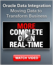 Oracle Data Integration - Moving Data to Transform Business: Watch Video