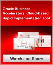 Cloud-Based Rapid Implementation Tool