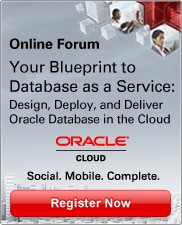 Your Blueprint to Database as a Service