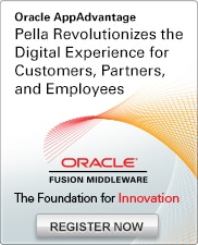 Oracle AppAdvantage: Pella Revolutionizes the Digital Experience for Customers, Partners, and Employees