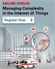 Online Forum: Managing Complexity in the Internet of Things