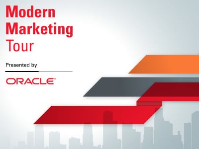 Modern Marketing Tour