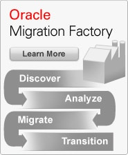 Oracle Consulting Migration Factory