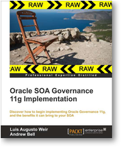 Oracle SOA Governance 11g Implementation: RAW