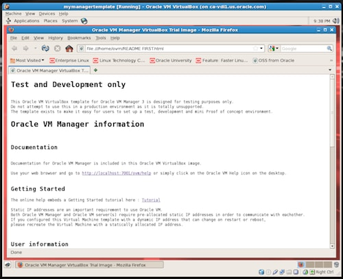 Virtualbox Template For Oracle Vm Manager