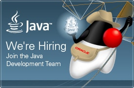 Join Adventurer Duke and the Java Development Team - We're Hiring!