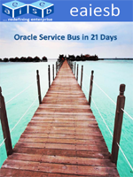 EAIESB Oracle Service Bus in 21 days cover