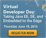 Java Virtual Developer Day
