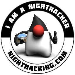 NightHacking Logo
