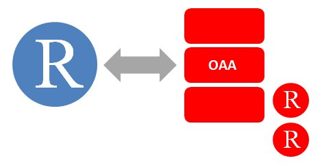Oracle R Enterprise Icon