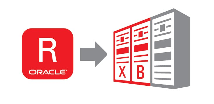 Oracle R Distribution Icon