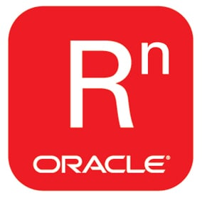 Oracle R Technologies Icon