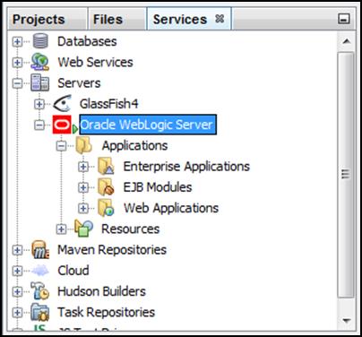 NetBeans Services