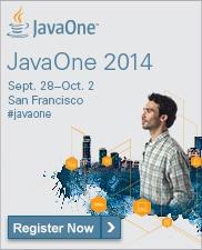 Java One 2014 RHS Banner