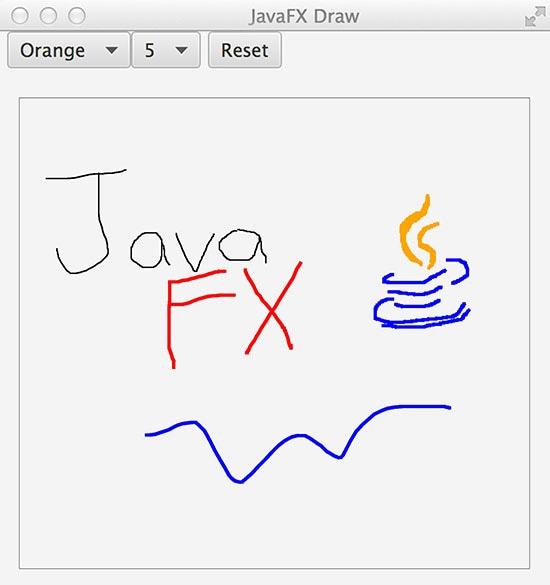 JavaFX with Alternative Languages