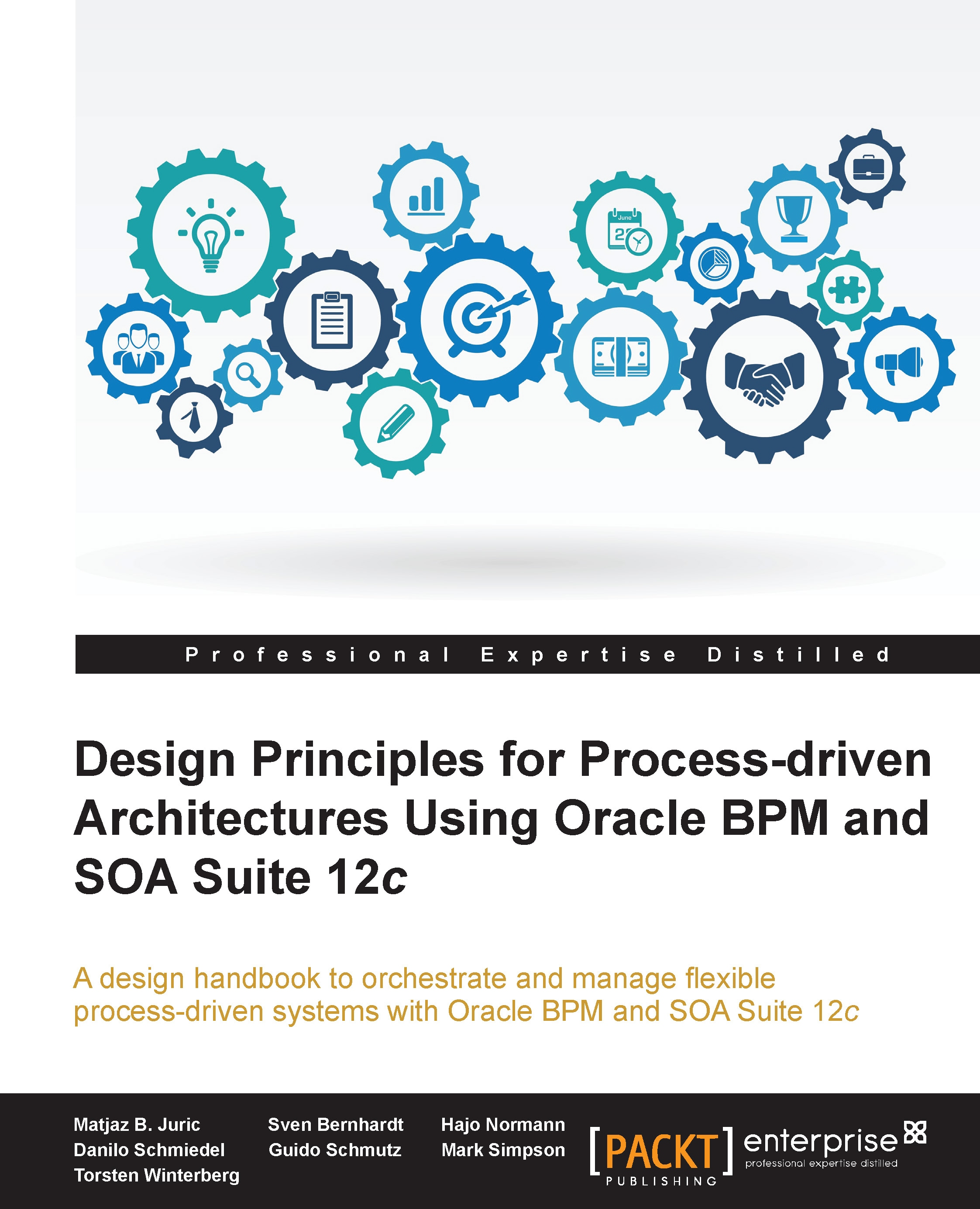 Design Principles for Process-driven Architectures Using Oracle BPM and SOA Suite 12c book cover