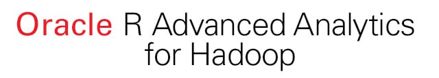 Oracle R Advanced Analytics for Hadoop Logo