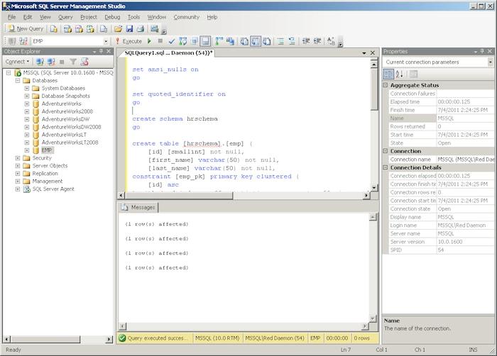 Replicating Transactions Between Microsoft SQL Server and